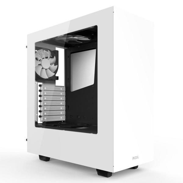 NZXT S340 ATX Blanco – Caja