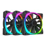 NZXT Aer RGB LED 120mm triple pack – Ventilador
