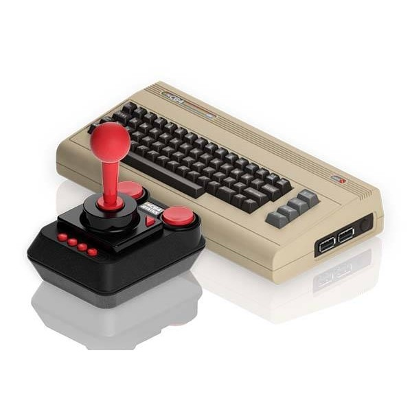 Consola Retro Commodore C64 Mini – Videoconsola