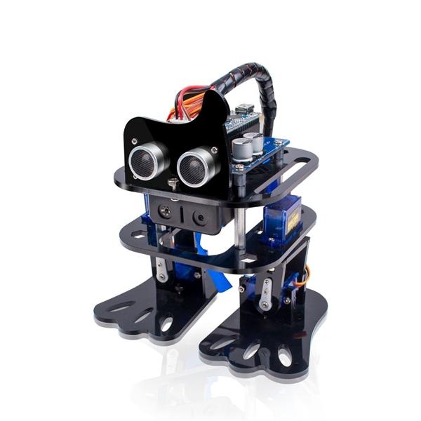 Kit Robot Bípedo hecho con Arduino – Juguete