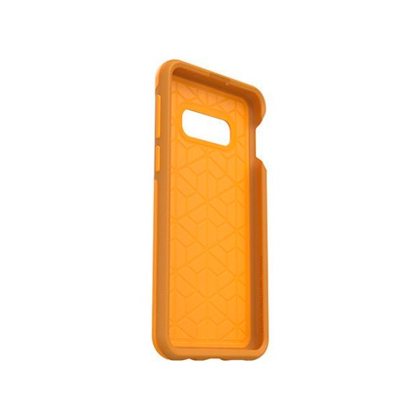 Symmetry Galaxy S10e Amarillo - Funda