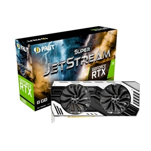 Palit Nvidia GeForce RTX 2080 Super JetStream - Gráfica