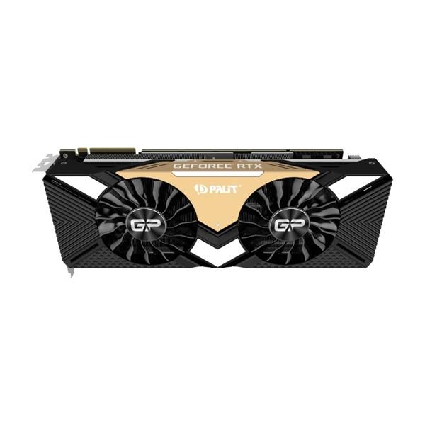 PALIT Nvidia GeForce RTX 2080 Ti GamingPro OC 11GB - Gráfica