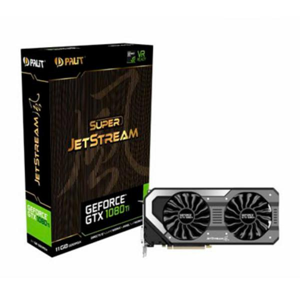 Palit Nvidia GeForce GTX1080TI 11GB SuperJetStream – Gráfica