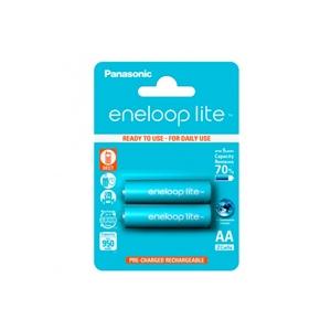 Panasonic Eneloop Lite AA 950mAh x2 - Pilas