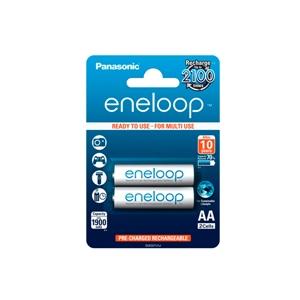 Panasonic Eneloop AA 1900mAh x2 - Pilas