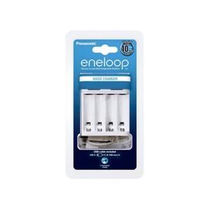 Panasonic Eneloop Cargador USB (sin pilas)
