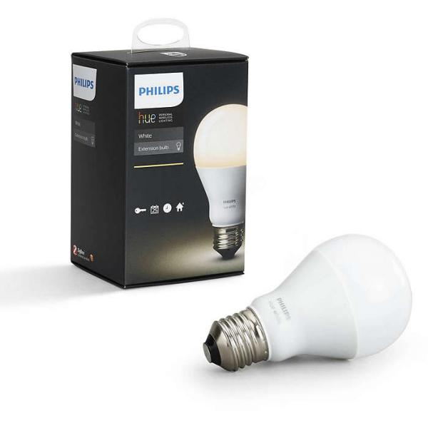 Philips Hue E27 A60 9,5W 2700K Blanco – Iluminacion