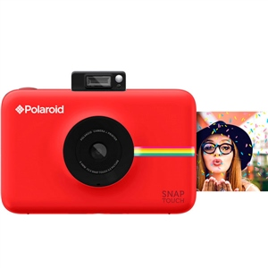 Polaroid SNAP Touch Instant Rojo – Camera