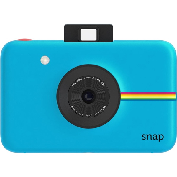 Polaroid SNAP Instant Azul – Camera