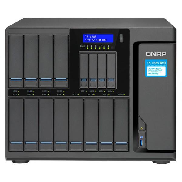 QNAP TS-1685 Xeon D-1521 16GB – Servidor NAS