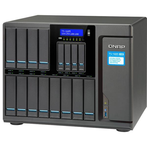 QNAP TS-1685 Xeon D-1531 128GB 550W – Servidor NAS