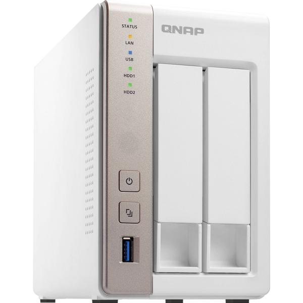 QNAP TS-251+ 8GB – Servidor NAS