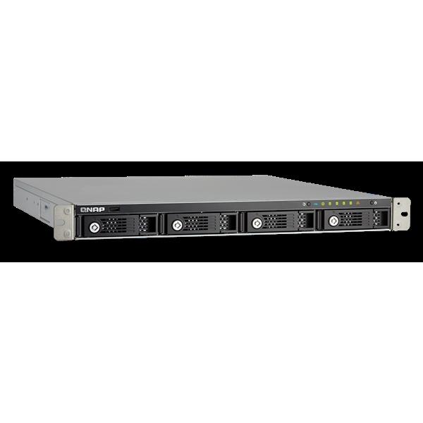 QNAP TS-431U Turbo NAS – Servidor NAS