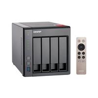 QNAP TS-451+ 8GB – Servidor NAS