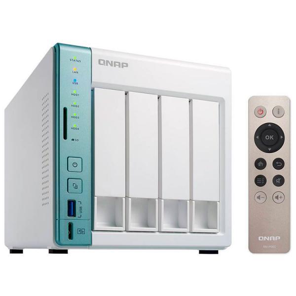 QNAP TS-451A 4GB – Servidor NAS