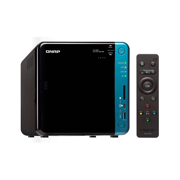 QNAP TS-453B 4GB – Servidor NAS