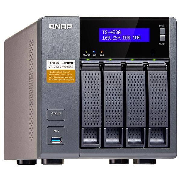 QNAP TS-453 Pro – Servidor NAS