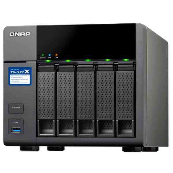 QNAP TS-531X 2GB – Servidor NAS