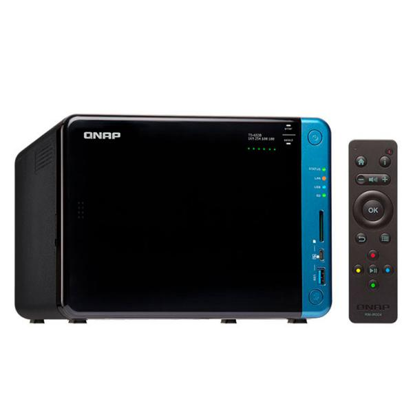 QNAP TS-653B 4GB – Servidor NAS