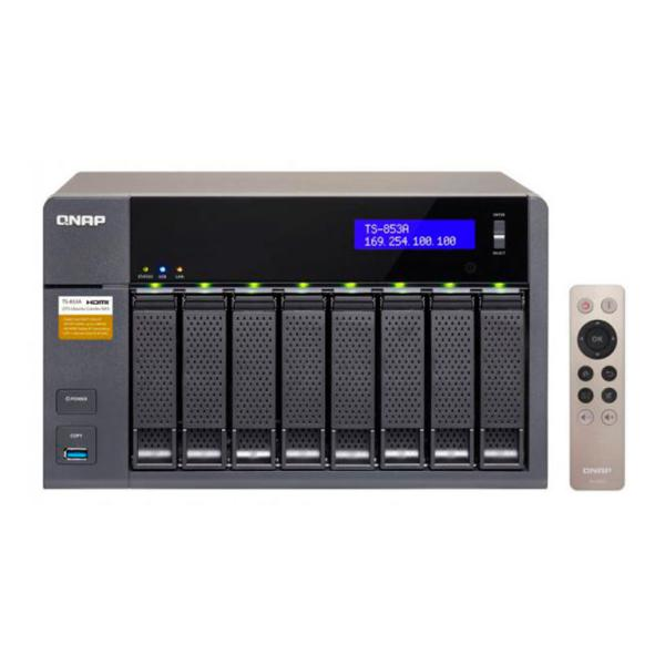 QNAP TS-853A 8GB – Servidor NAS