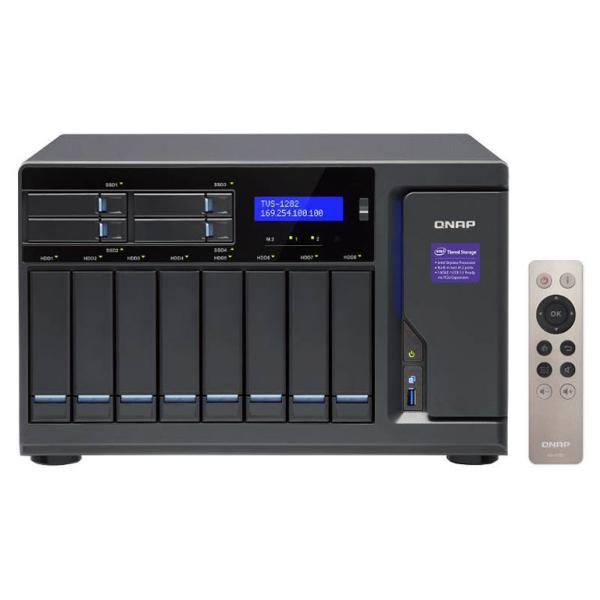 QNAP TVS-1282 i7 64GB – Servidor NAS