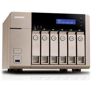 QNAP TVS-663 8GB – Servidor NAS