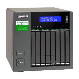 QNAP TVS-882ST3 i7 8GB Thunderbolt 3 – Servidor NAS