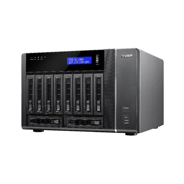 QNAP TVS-EC1080 – Servidor NAS