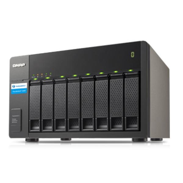 Qnap NAS Array TX-800P 0/8HDD – Ampliación para NAS