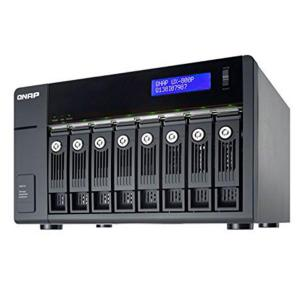 Qnap NAS Array UX-800P 0/8HDD – Ampliación para NAS