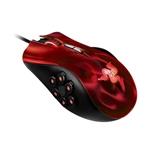 Razer Naga Hex Rojo – Ratón