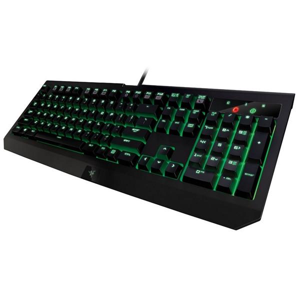 Razer Blackwidow ultimate switch green – Teclado