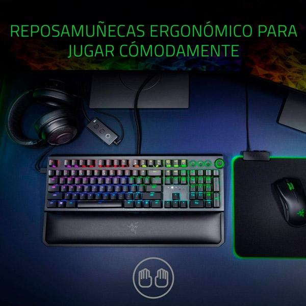 Razer BlackWidow Elite green switch - Teclado