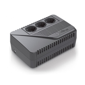Riello i-Plug SE 600 VA / 360W OFFLINE 3 x Shucko - SAI