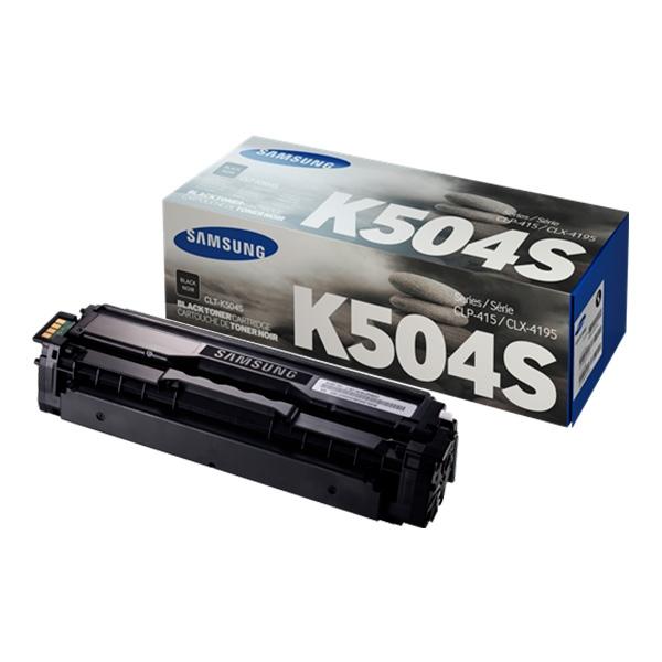 Samsung CLT-K504S – Toner