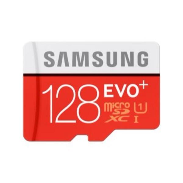 Samsung EVO+ 128GB MicroSDHC Clase 10 – Memoria Flash