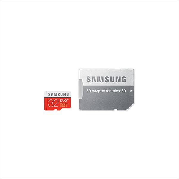 Samsung EVO+ 16GB micro sdHC – Memoria Flash