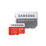 Samsung EVO PLUS 32GB MicroSD Clase 10 – Memoria Flash
