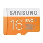 Samsung EVO 16GB MicroSDHC Clase 10 – Memoria Flash