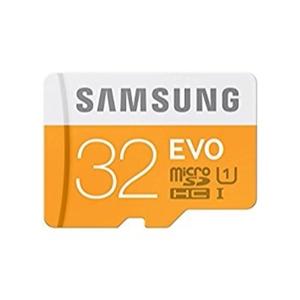 Samsung EVO 32GB MicroSDHC Clase 10 2017 – Memoria Flash