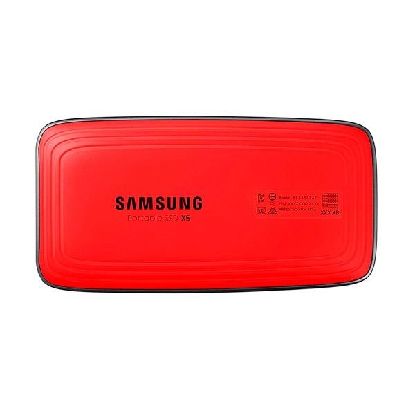 Samsung Portable SSD X5 2TB Thunderbolt 3 - SSD Externo