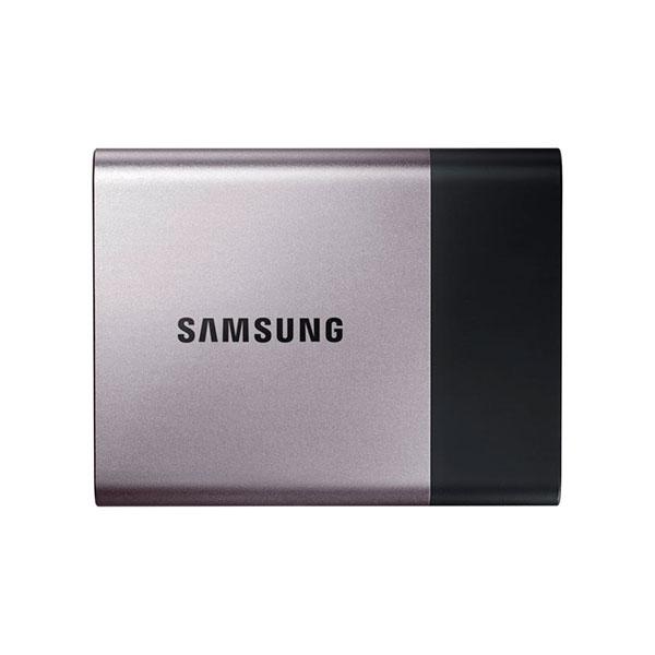 Samsung T3 Series SSD, extern USB 3.0 – 500 GB
