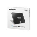 Samsung 850 EVO 4TB SATA – Disco Duro SSD