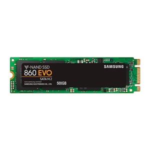 Samsung 860 EVO Basic 500GB M.2 – Disco Duro SSD