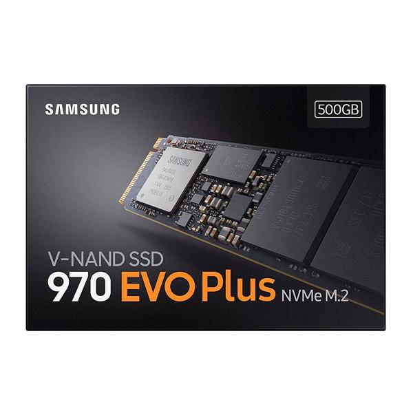 Samsung 970 EVO Plus 500GB M.2 PCIe NVME - Disco Duro SSD
