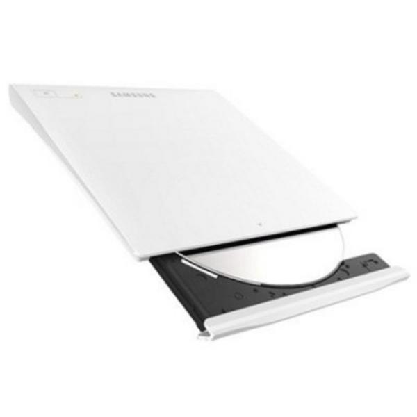 Samsung SE-208GB DVD externa Color Blanco – Grabadora