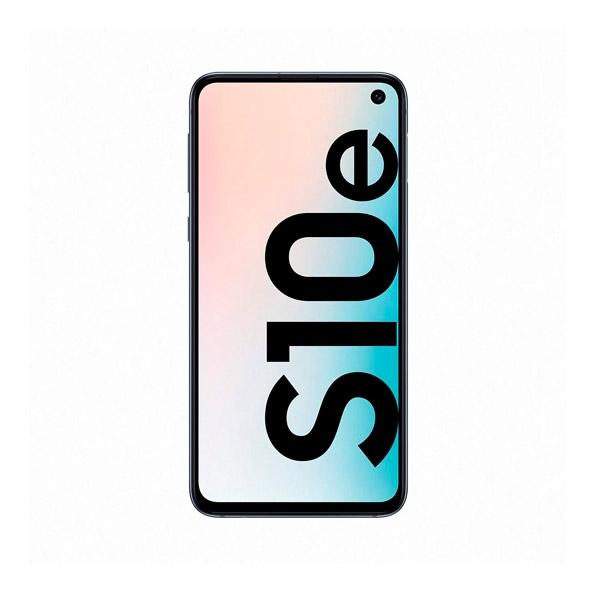 Samsung Galaxy S10E 128GB Negro - Smartphone