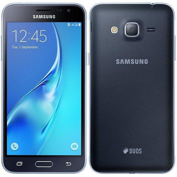 Samsung Galaxy J3 5″ 8GB 1.5GB Negro ( 2016 ) – Smartphone