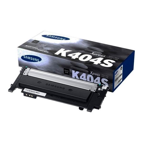 Samsung CLT-K404S Negro 1500 Páginas – Toner